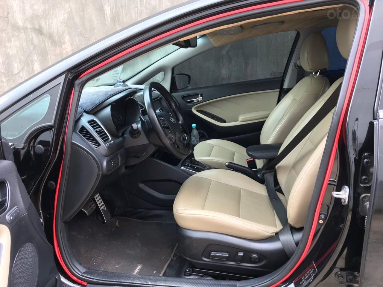 Bán ô tô Kia Cerato đời 2018, màu đen số tự động (3)