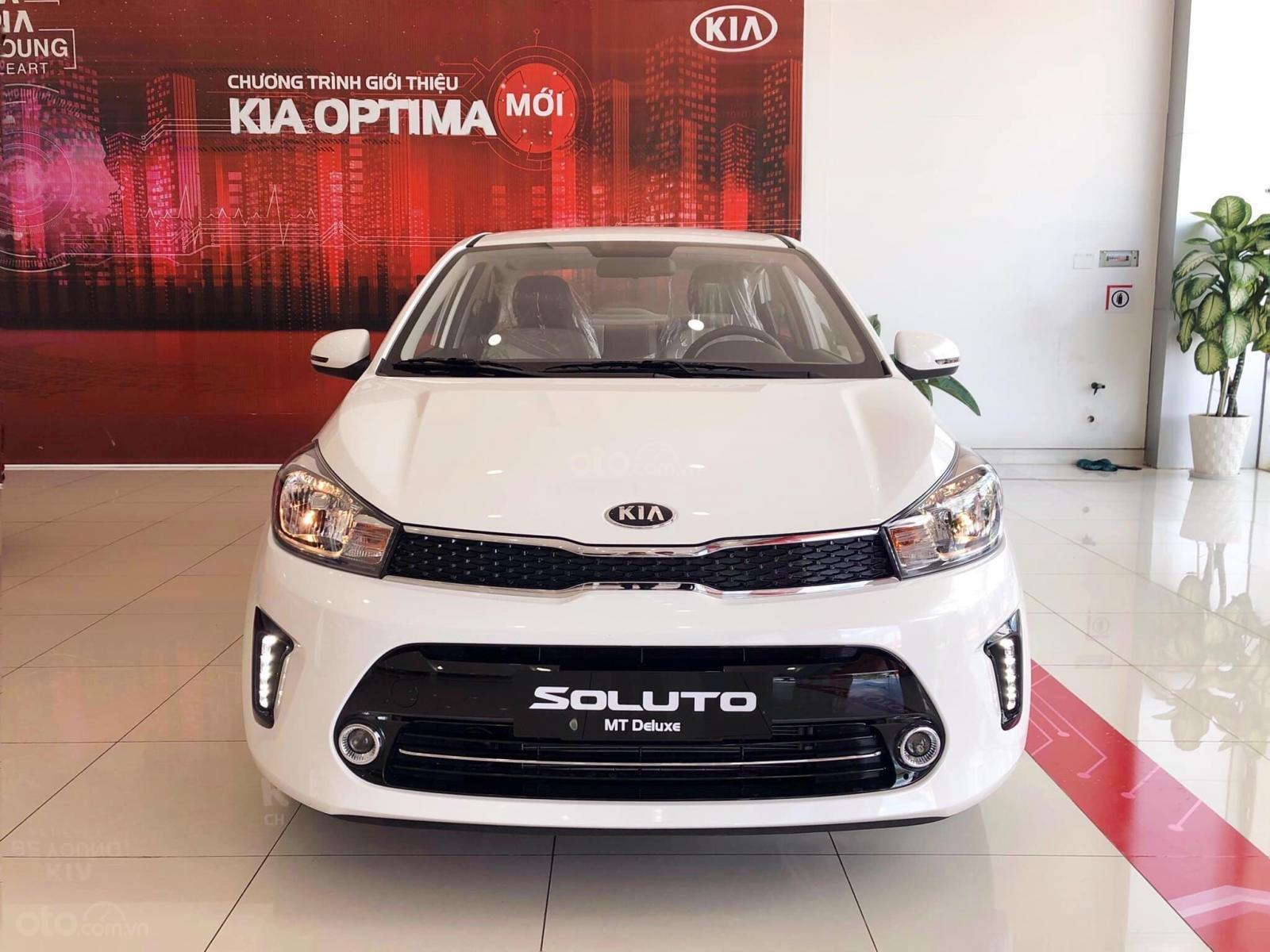 [Kia Giải Phóng] bán Kia Soluto 2020 rẻ nhất phân khúc B - Giá chỉ từ 399tr, hỗ trợ trả góp 90% (1)