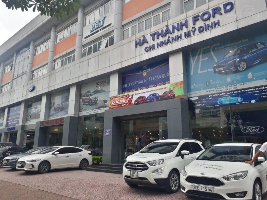 Hà Thành Ford - Chi Nhánh Mỹ Đình