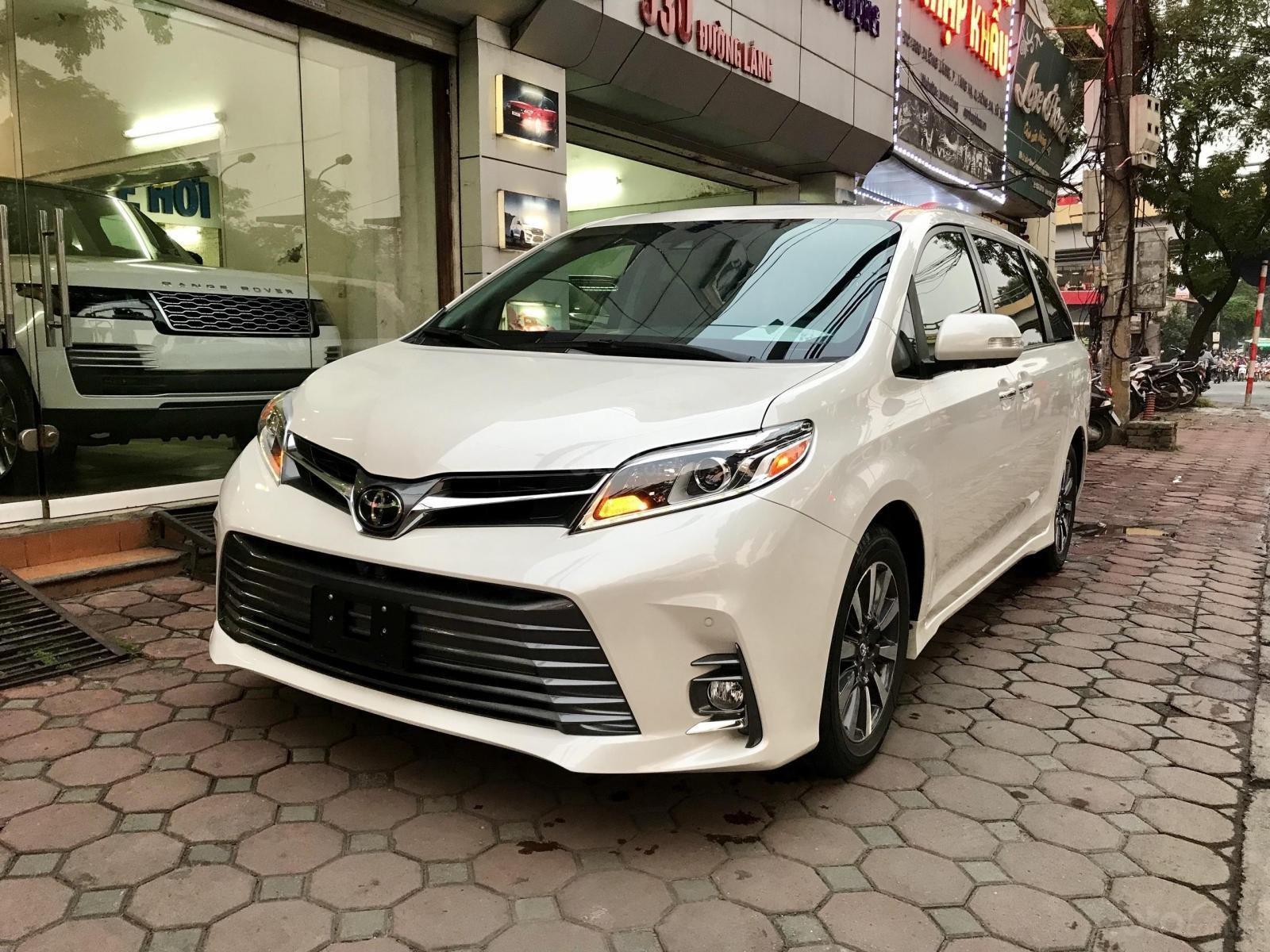Bán Toyota Sienna Limited 1 cầu model 2020 giao ngay toàn quốc, giá tốt - LH 093.996.2368 Ms Ngọc Vy (3)