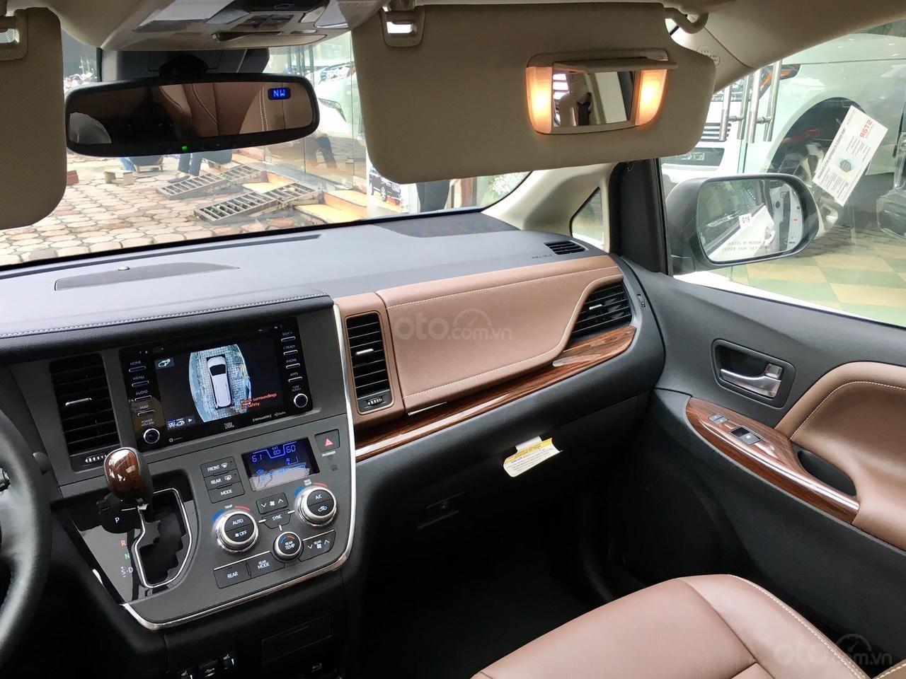 Bán Toyota Sienna Limited 1 cầu model 2020 giao ngay toàn quốc, giá tốt - LH 093.996.2368 Ms Ngọc Vy (19)