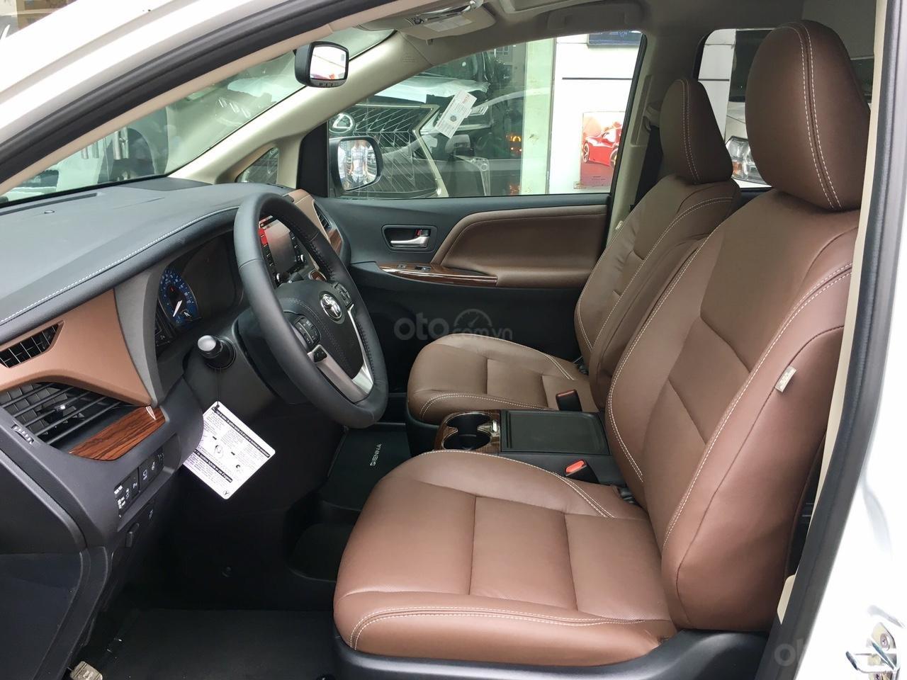 Bán Toyota Sienna Limited 1 cầu model 2020 giao ngay toàn quốc, giá tốt - LH 093.996.2368 Ms Ngọc Vy (20)