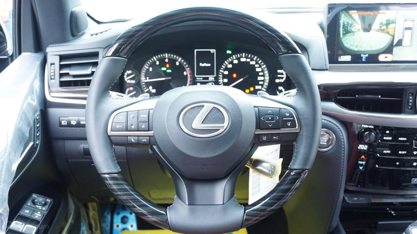 Cần bán xe Lexus LX570 Super Sport 2019 nhập Trung Đông, ngân hàng hỗ trợ 80%, LH Em Lộc: 093.798.2266 (16)