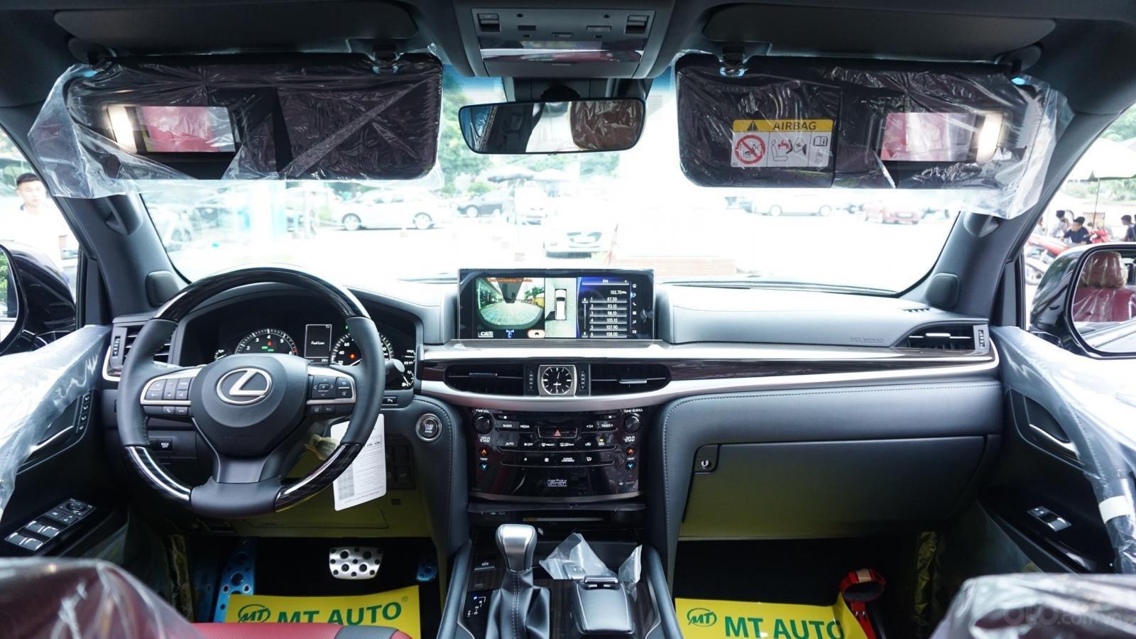 Cần bán xe Lexus LX570 Super Sport 2019 nhập Trung Đông, ngân hàng hỗ trợ 80%, LH Em Lộc: 093.798.2266 (21)
