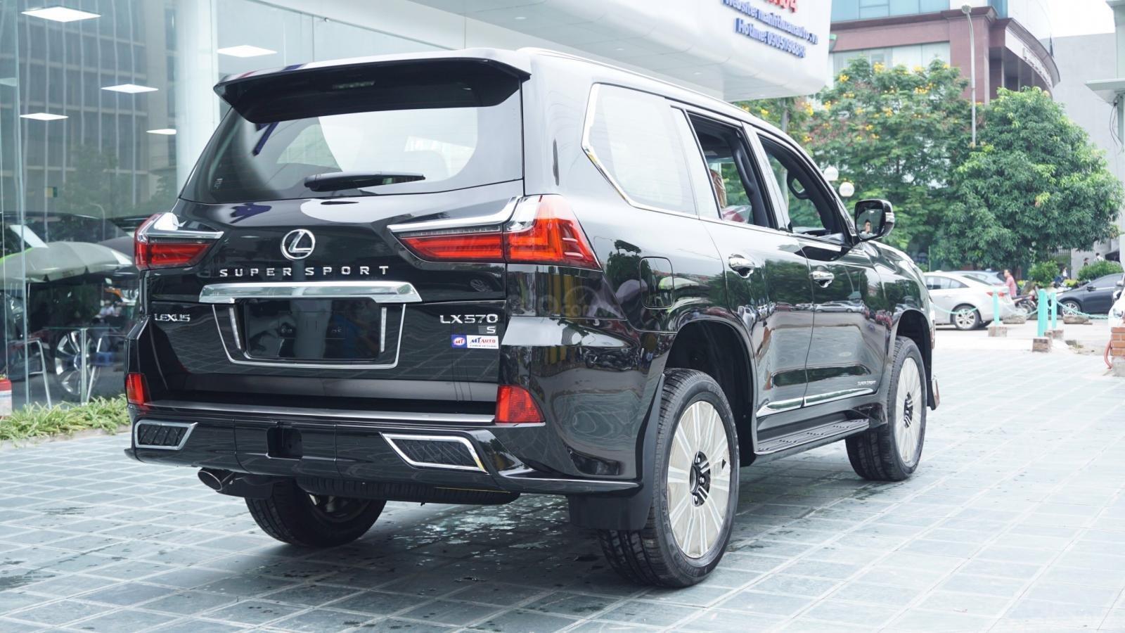 Cần bán xe Lexus LX570 Super Sport 2019 nhập Trung Đông, ngân hàng hỗ trợ 80%, LH Em Lộc: 093.798.2266 (9)