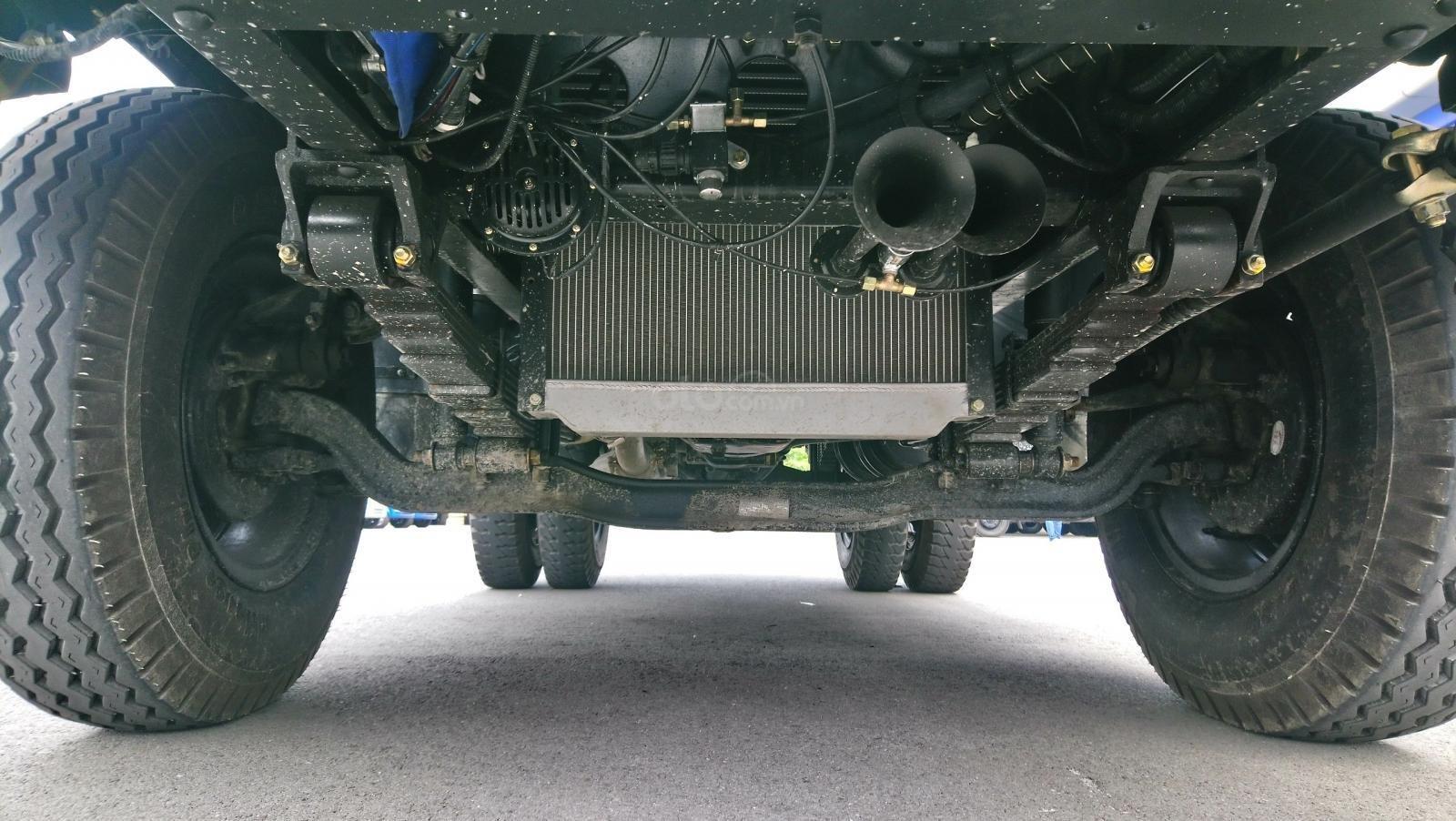Giá siêu tốt xe ben Howo 6t5, thùng 5.2 khối (11)