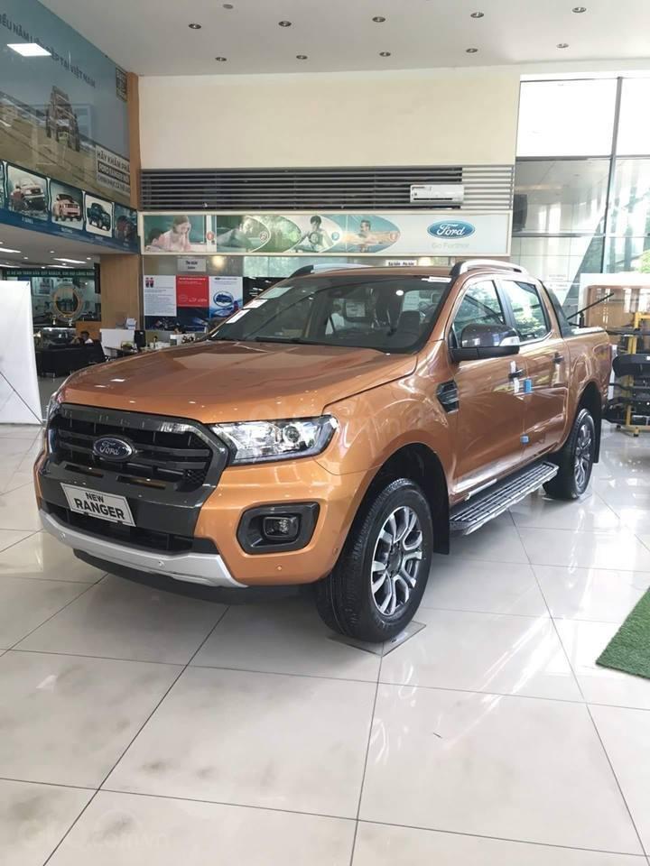 Ford Ranger XLS AT, Wildtrak 2.0 Sở hữu xe với 150 tr, call ngay 0976898222 có giá ưu đãi (2)