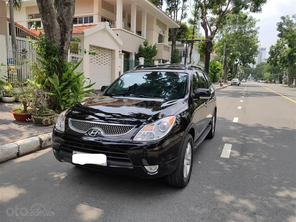 Hyundai Veracruz nhập khẩu, máy xăng 2008 (1)