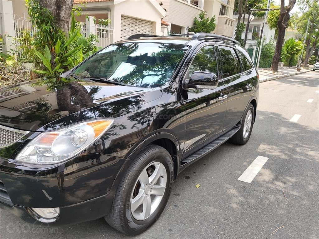 Hyundai Veracruz nhập khẩu, máy xăng 2008 (4)