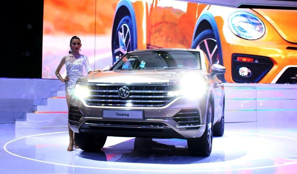 Volkswagen Touareg 2020 sắp mở bán tại Việt Nam, đại lý nhận đặt cọc từ 2,899 tỷ đồng.