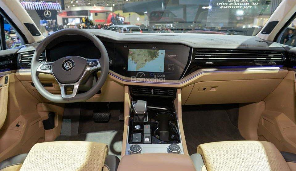 Volkswagen Touareg 2020 sắp mở bán tại Việt Nam, đại lý nhận đặt cọc từ 2,899 tỷ đồng - Ảnh 2.