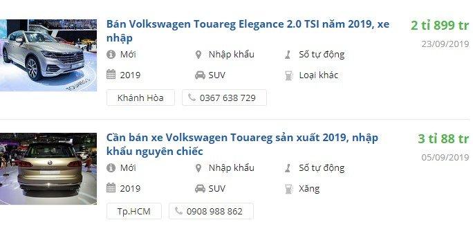 Volkswagen Touareg 2020 sắp mở bán tại Việt Nam, đại lý nhận đặt cọc từ 2,899 tỷ đồng - Ảnh 1.