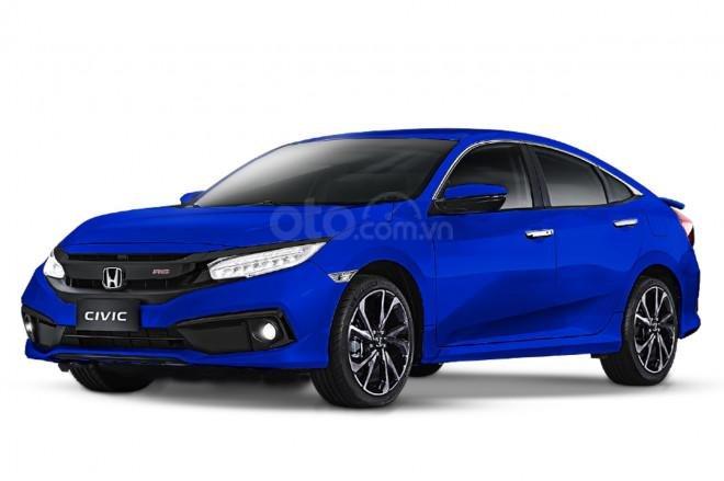 Honda Civic 2019 và BR-V 2019 có phiên bản đặc biệt mới