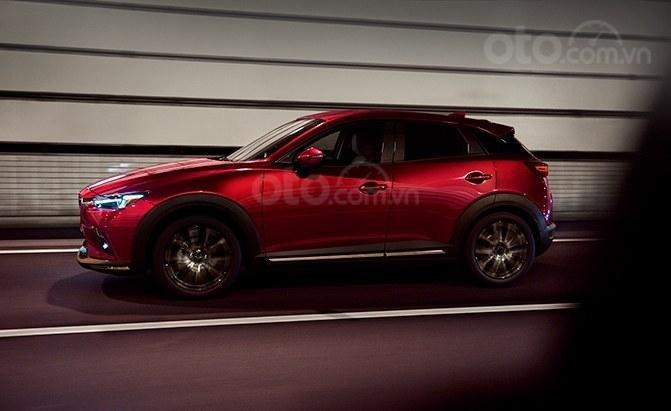 So sánh Mazda CX-3 và CX-5: Mazda CX-3 tiêu thụ nhiên liệu thấp hơn
