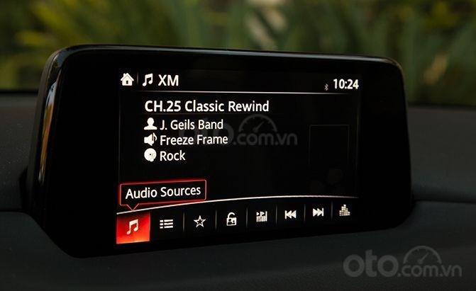So sánh Mazda CX-3 và CX-5: Mazda CX-5 bổ sung thêm 1 số tính năng đáng kể khác