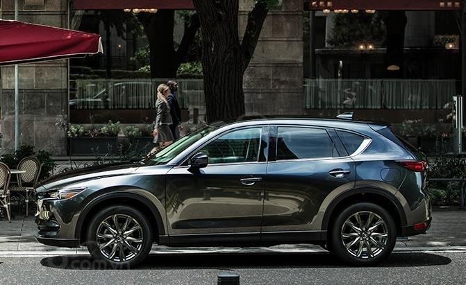 So sánh Mazda CX-3 và CX-5: Mazda CX-5 có chênh giá nhưng xứng đáng