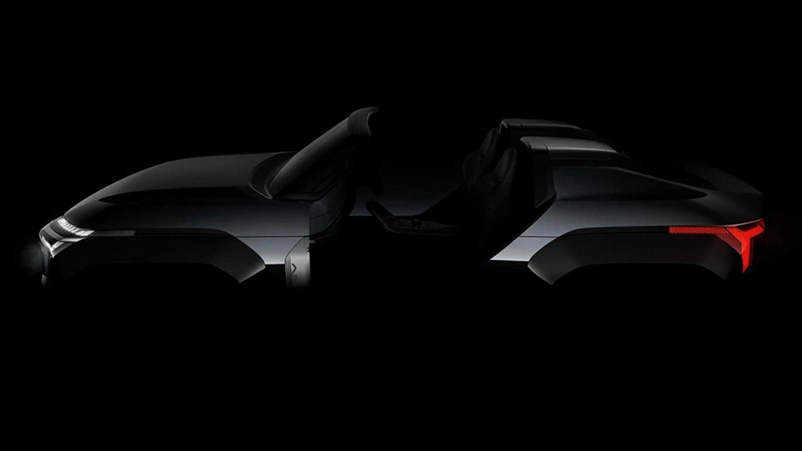 Mi-Tech Concept sẽ được giới thiệu tại Triển lãm Ô tô Tokyo 2019.