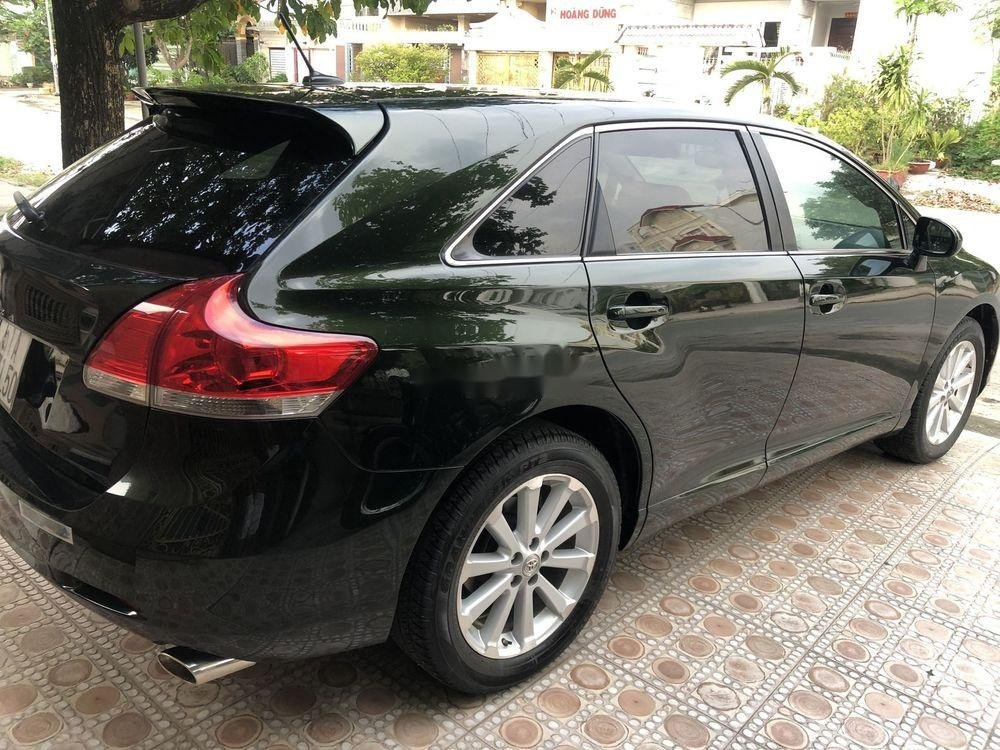 Chính chủ bán xe Toyota Venza 2009, màu đen, xe nhập (5)