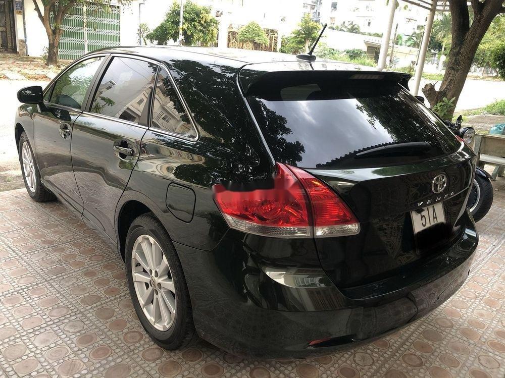 Chính chủ bán xe Toyota Venza 2009, màu đen, xe nhập (4)