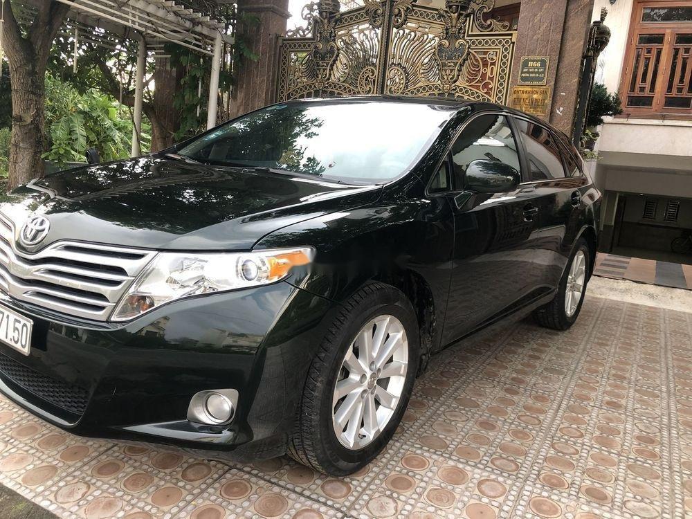 Chính chủ bán xe Toyota Venza 2009, màu đen, xe nhập (2)