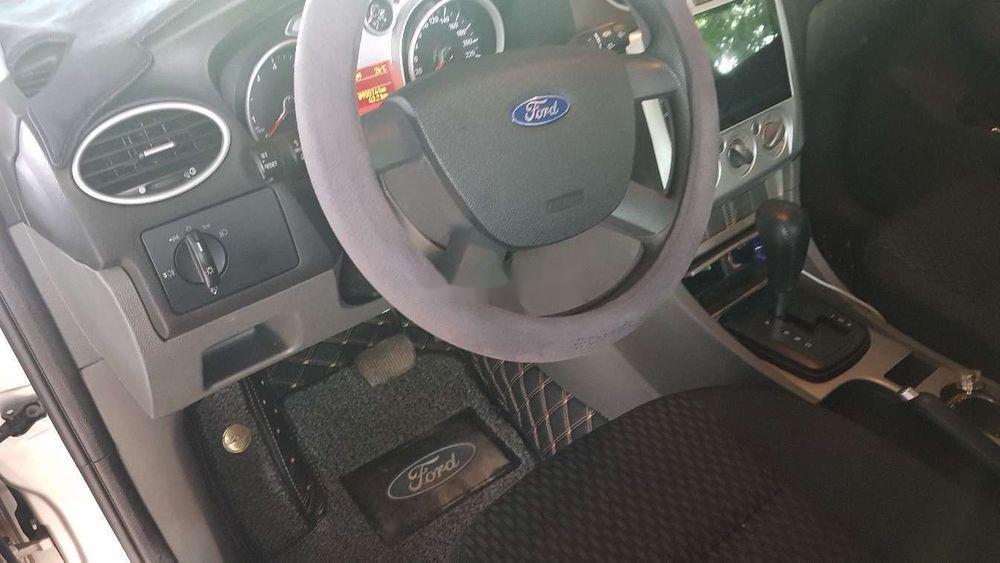 Chính chủ bán Ford Focus SX 2009, màu bạc, nhập khẩu (3)