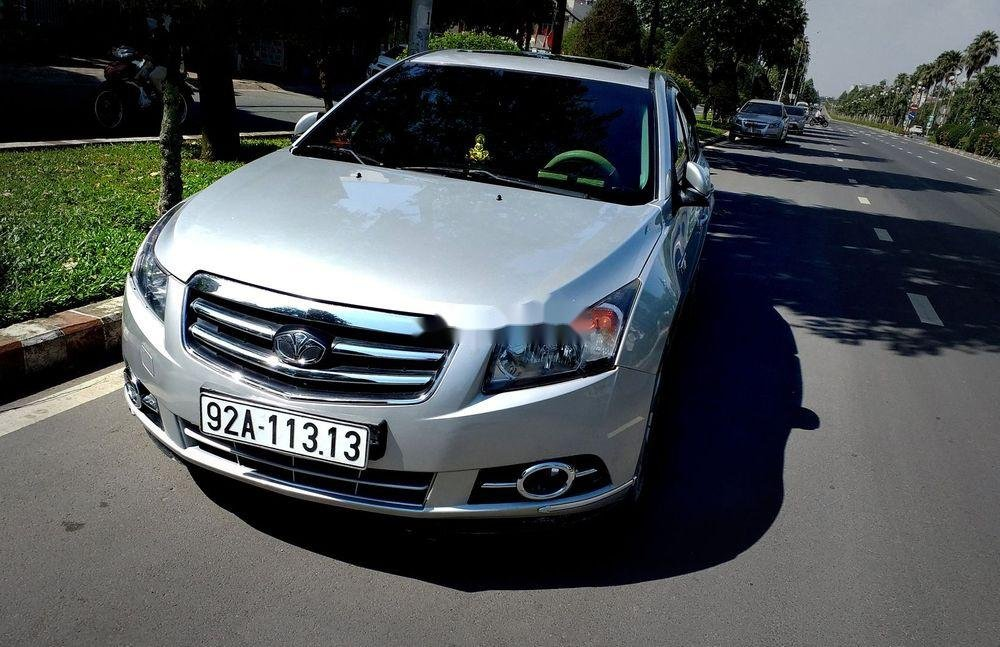 Cần bán Daewoo Lacetti 2009, nhập khẩu, giá tốt (1)