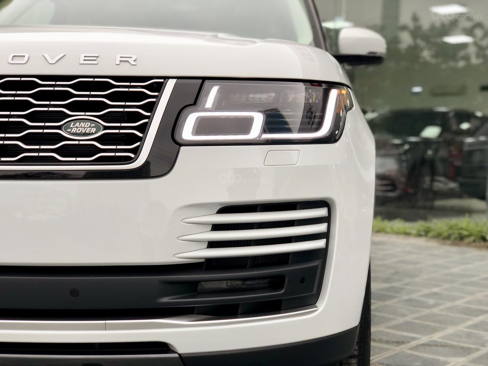 Bán LandRover Range Rover HSE 3.0 năm 2018, màu trắng, nhập khẩu, hỗ trợ ngân hàng 6 tỷ, call: 0914.868.198 (4)