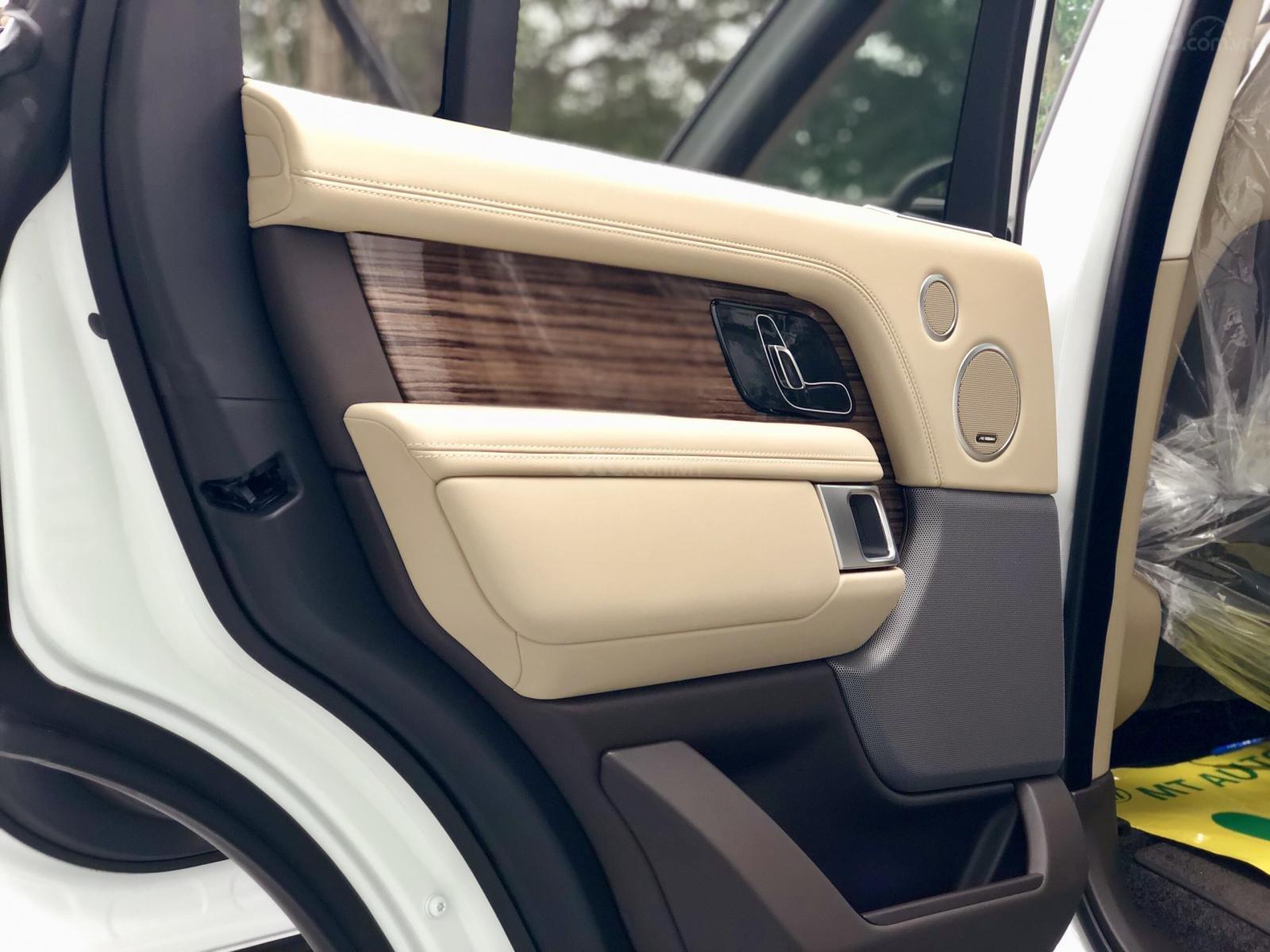 Bán LandRover Range Rover HSE 3.0 năm 2018, màu trắng, nhập khẩu, hỗ trợ ngân hàng 6 tỷ, call: 0914.868.198 (17)