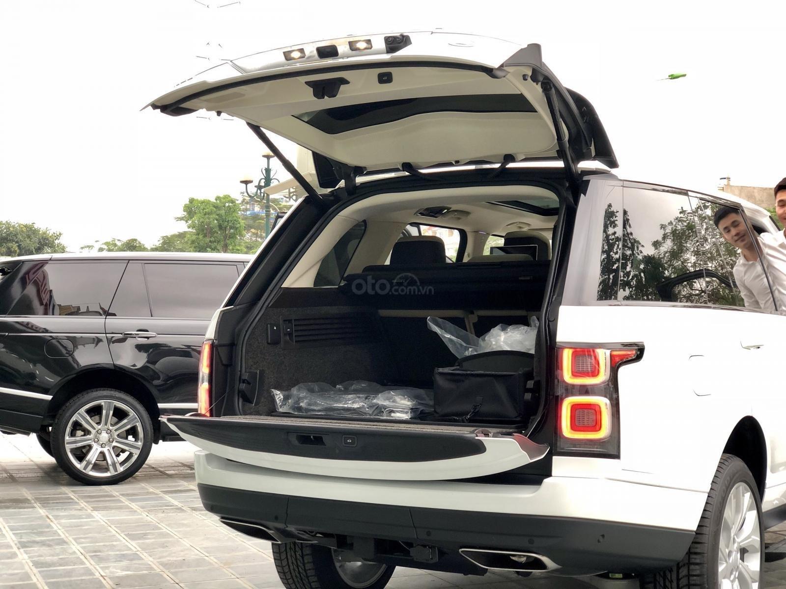 Bán LandRover Range Rover HSE 3.0 năm 2018, màu trắng, nhập khẩu, hỗ trợ ngân hàng 6 tỷ, call: 0914.868.198 (10)