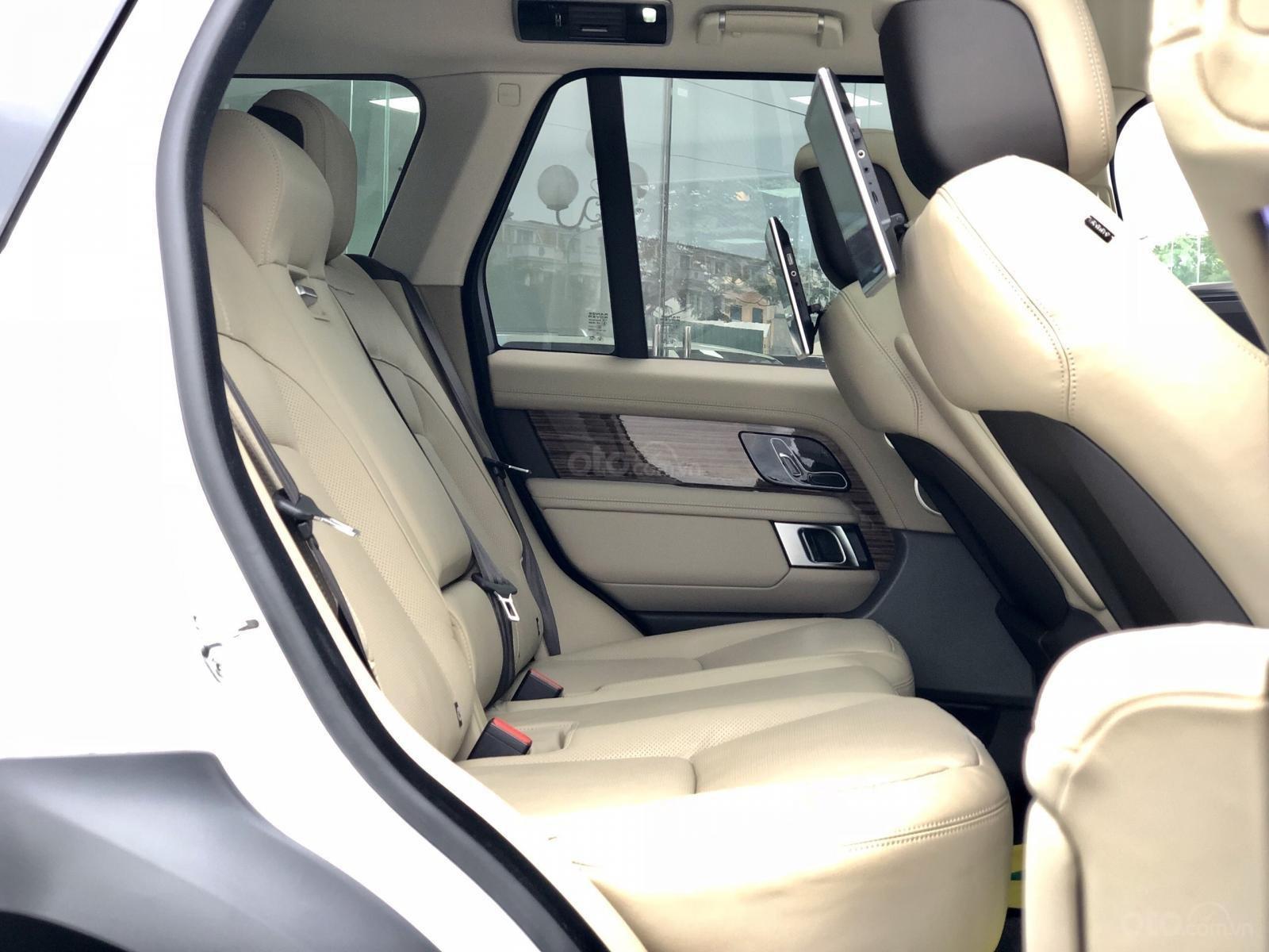 Bán LandRover Range Rover HSE 3.0 năm 2018, màu trắng, nhập khẩu, hỗ trợ ngân hàng 6 tỷ, call: 0914.868.198 (23)