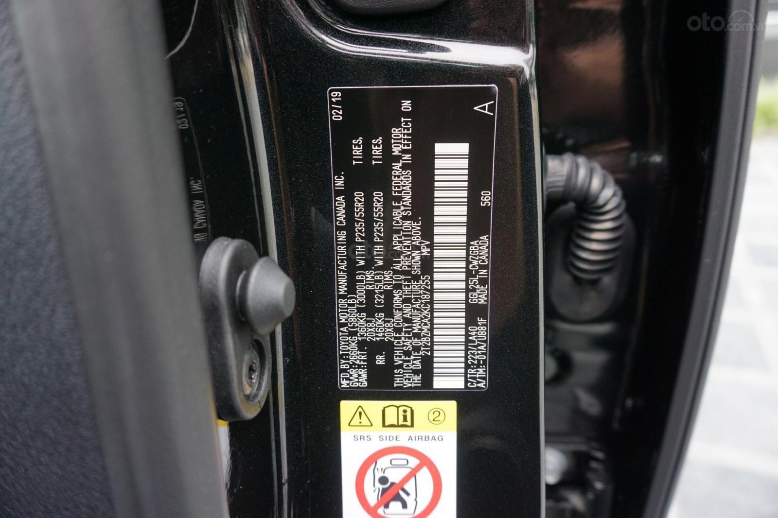 Bán ô tô Lexus RX 350 SX 2019, xe nhập Mỹ full kịch options, giá tốt, giao ngay toàn quốc, LH 093.996.2368 Ms Ngọc Vy (16)