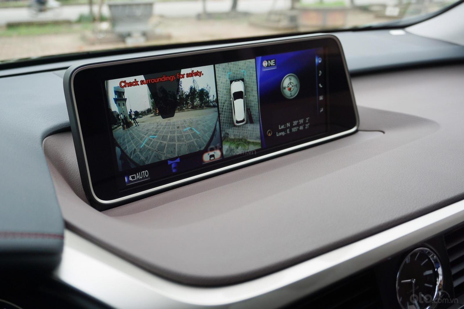 Bán ô tô Lexus RX 350 SX 2019, xe nhập Mỹ full kịch options, giá tốt, giao ngay toàn quốc, LH 093.996.2368 Ms Ngọc Vy (19)