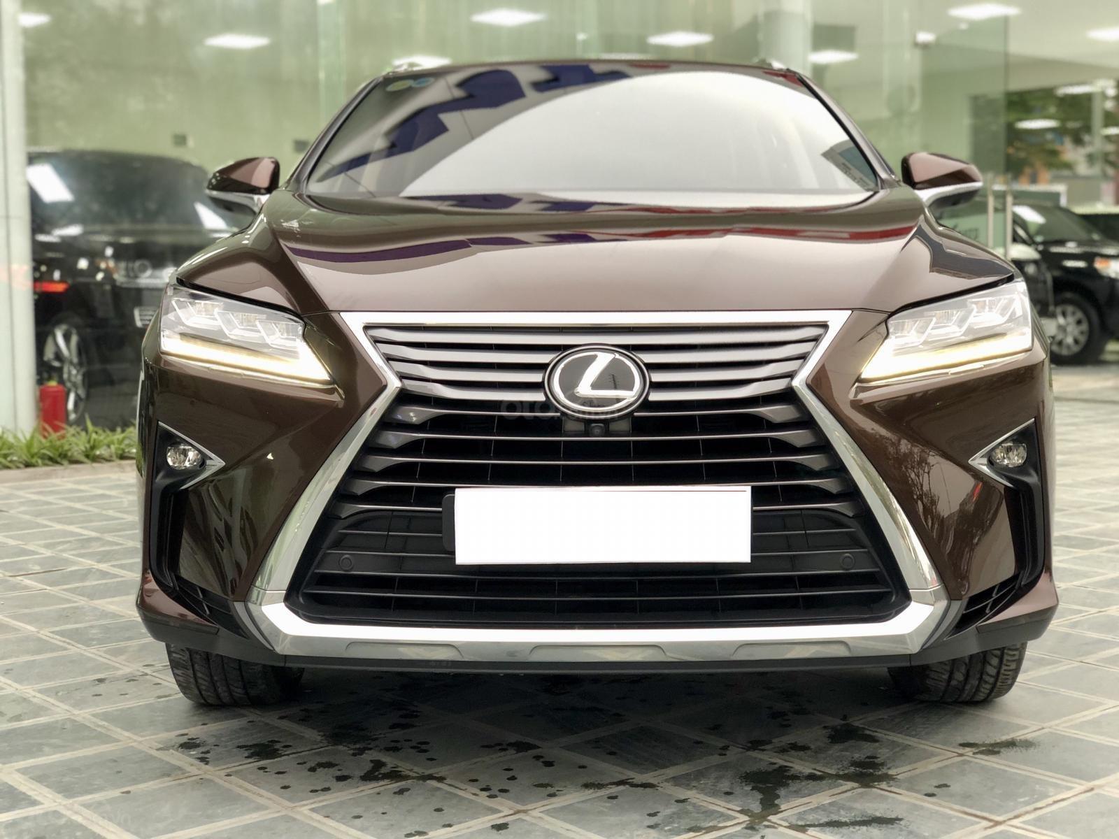 Cần bán xe Lexus RX 350 sản xuất 2017, xe nhập chính hãng. LH 093.996.2368 Ms Ngọc Vy (1)