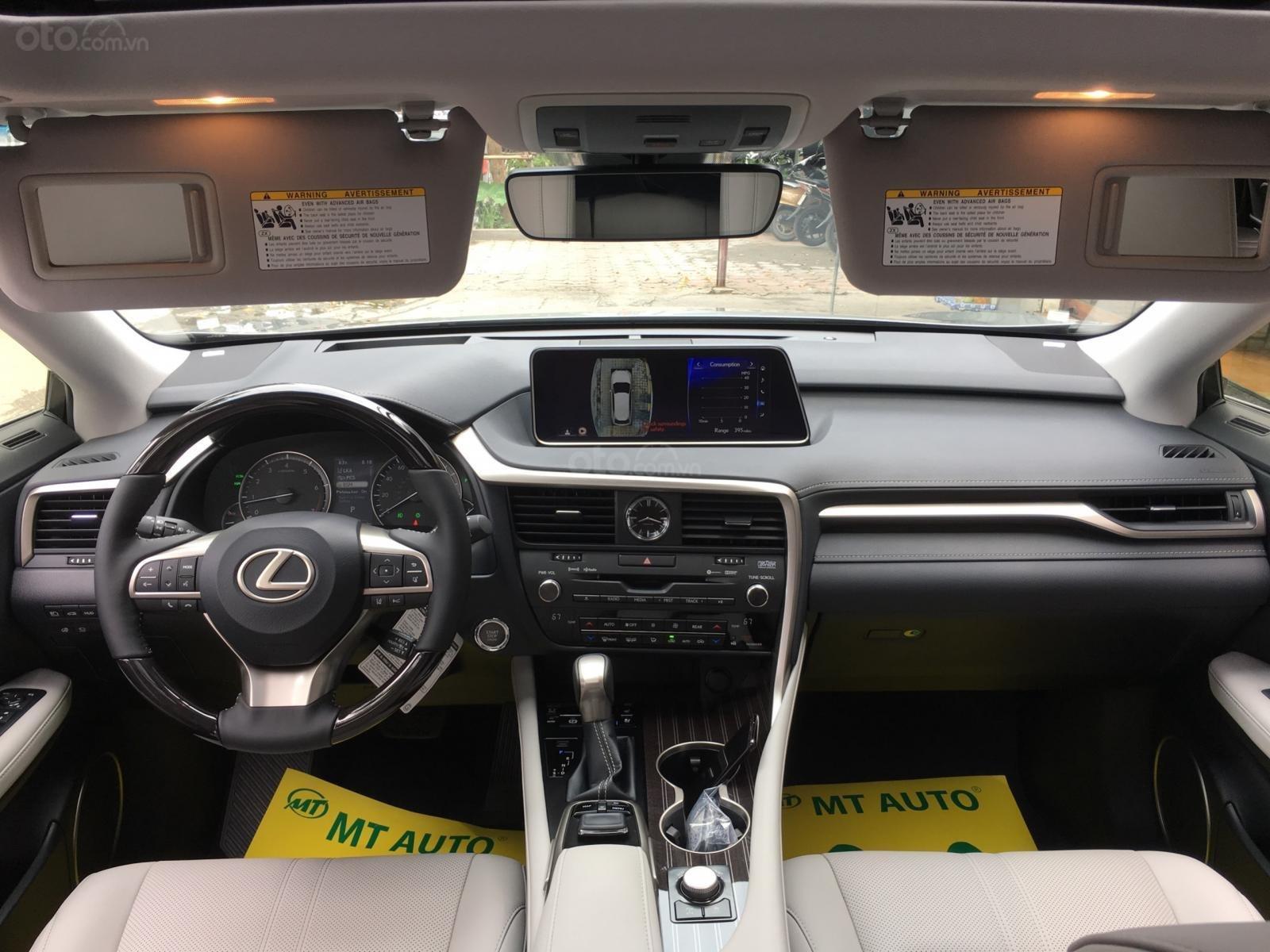 Bán Lexus RX 350L sản xuất 2019, nhập Mỹ, giá tốt, giao ngay toàn quốc. LH: 093.996.2368 Ms Ngọc Vy (9)