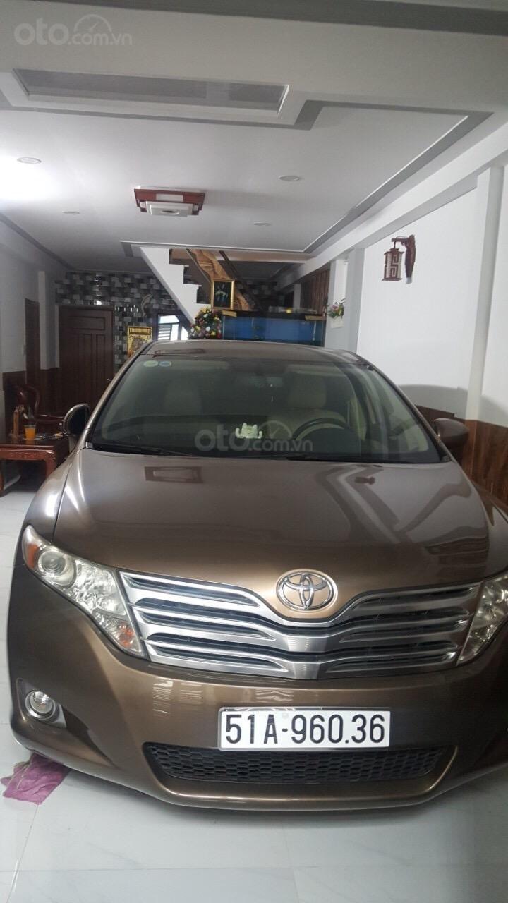 Bán xe nhà chính chủ Toyota Venza (5)