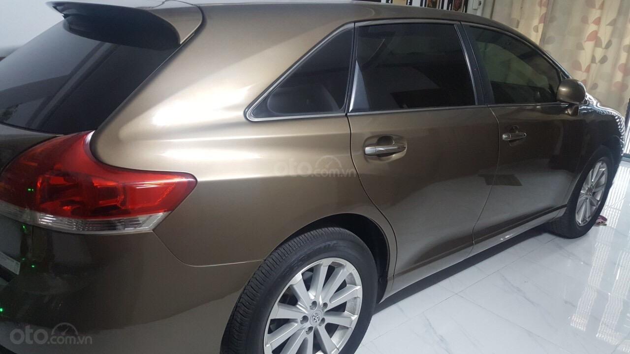 Bán xe nhà chính chủ Toyota Venza (6)