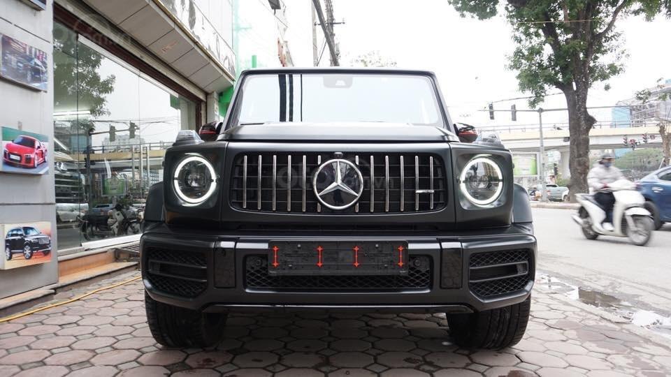 Bán Mercedes G63 Edition one sản xuất 2019, màu đen, xe nhập Mỹ: LH 093.996.2368 Ms Ngọc Vy (1)