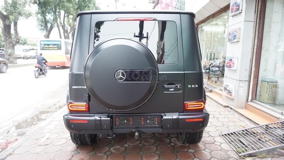 Bán Mercedes G63 Edition one sản xuất 2019, màu đen, xe nhập Mỹ: LH 093.996.2368 Ms Ngọc Vy (4)