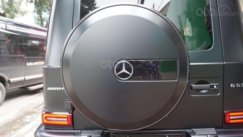 Bán Mercedes G63 Edition one sản xuất 2019, màu đen, xe nhập Mỹ: LH 093.996.2368 Ms Ngọc Vy (5)