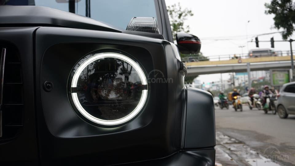 Bán Mercedes G63 Edition one sản xuất 2019, màu đen, xe nhập Mỹ: LH 093.996.2368 Ms Ngọc Vy (16)