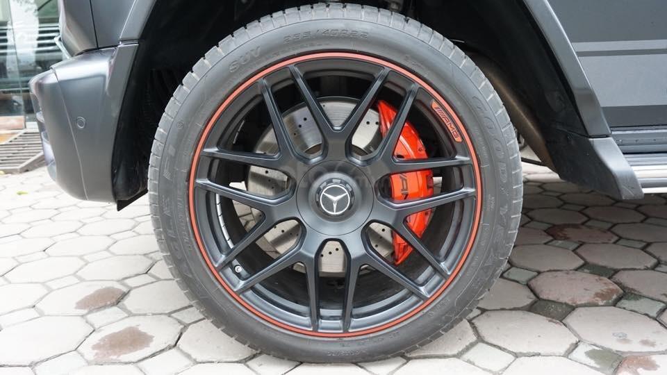 Bán Mercedes G63 Edition one sản xuất 2019, màu đen, xe nhập Mỹ: LH 093.996.2368 Ms Ngọc Vy (13)