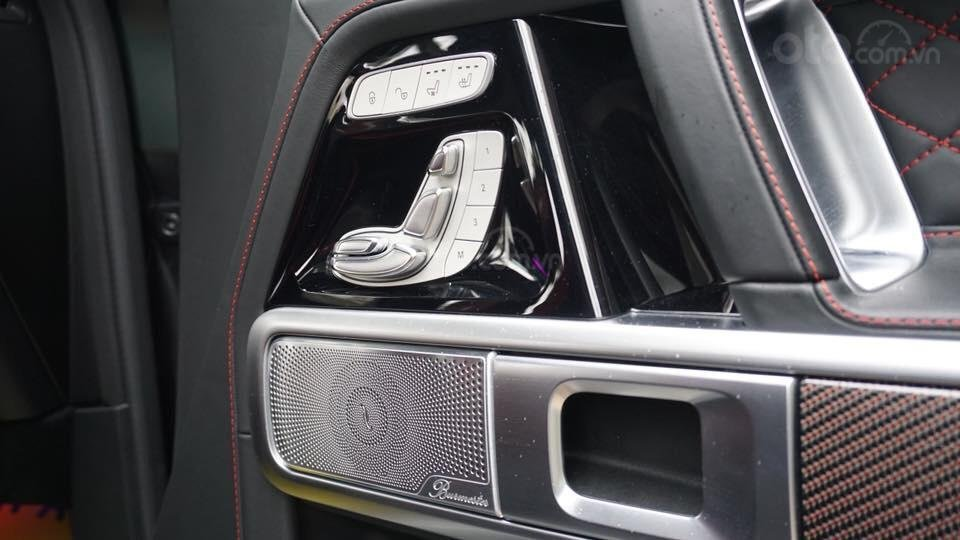 Bán Mercedes G63 Edition one sản xuất 2019, màu đen, xe nhập Mỹ: LH 093.996.2368 Ms Ngọc Vy (14)
