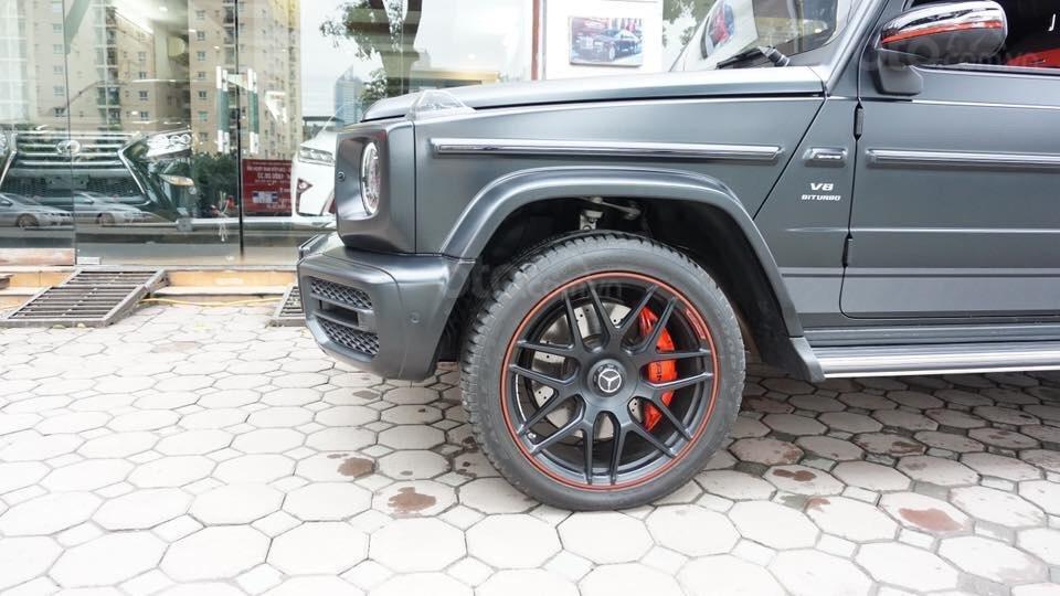 Bán Mercedes G63 Edition one sản xuất 2019, màu đen, xe nhập Mỹ: LH 093.996.2368 Ms Ngọc Vy (8)