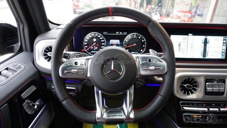 Bán Mercedes G63 Edition one sản xuất 2019, màu đen, xe nhập Mỹ: LH 093.996.2368 Ms Ngọc Vy (15)