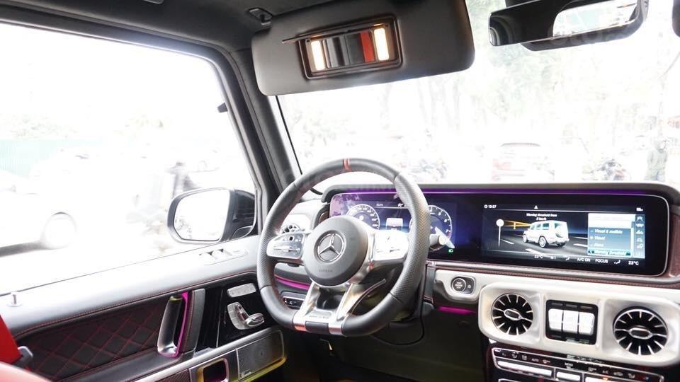 Bán Mercedes G63 Edition one sản xuất 2019, màu đen, xe nhập Mỹ: LH 093.996.2368 Ms Ngọc Vy (19)