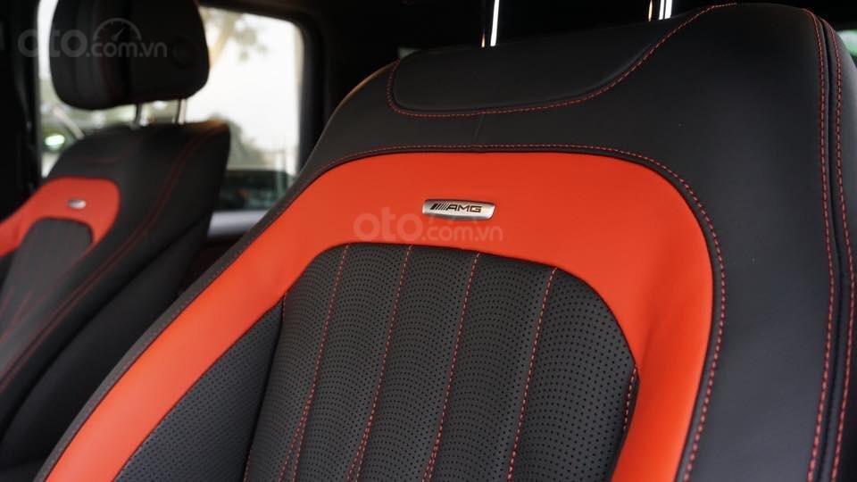 Bán Mercedes G63 Edition one sản xuất 2019, màu đen, xe nhập Mỹ: LH 093.996.2368 Ms Ngọc Vy (12)