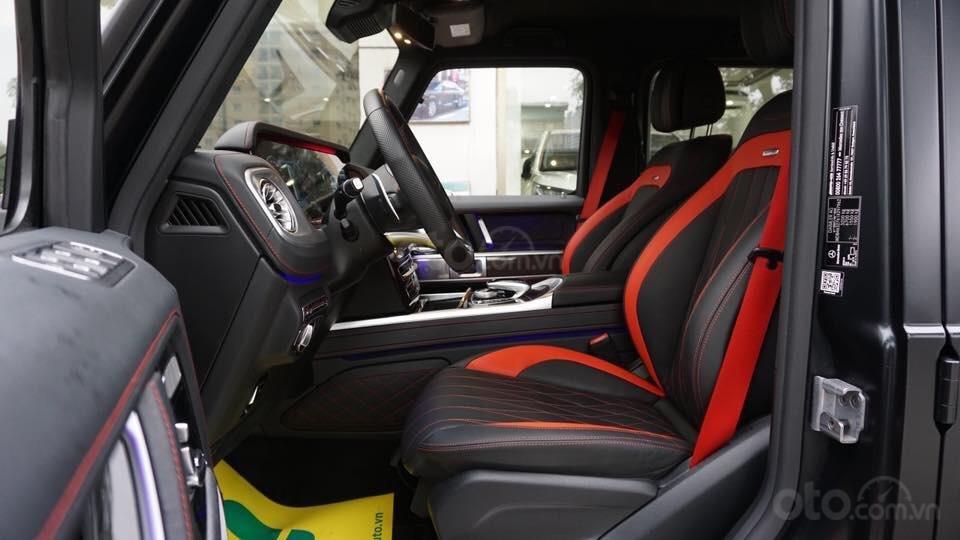Bán Mercedes G63 Edition one sản xuất 2020 - LH Ms Ngọc Vy giá tốt, giao ngay toàn quốc (11)