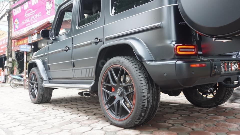 Bán Mercedes G63 Edition one sản xuất 2019, màu đen, xe nhập Mỹ: LH 093.996.2368 Ms Ngọc Vy (10)