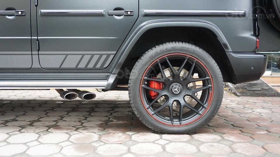 Bán Mercedes G63 Edition one sản xuất 2019, màu đen, xe nhập Mỹ: LH 093.996.2368 Ms Ngọc Vy (9)
