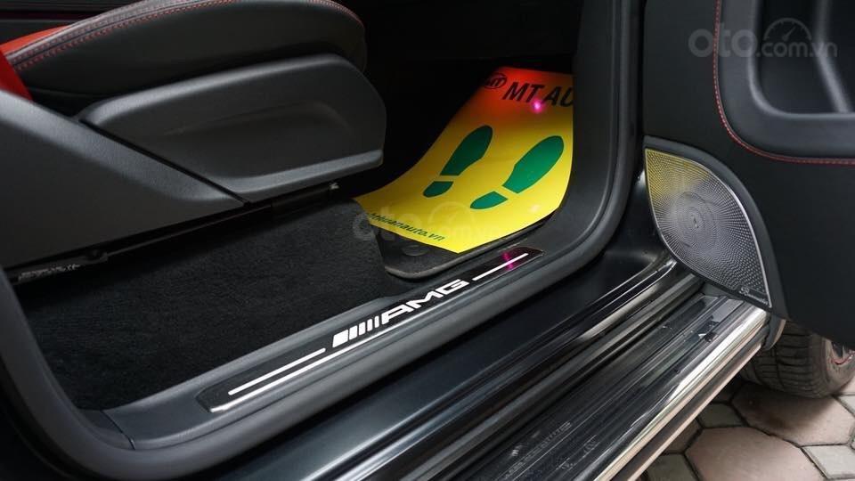 Bán Mercedes G63 Edition one sản xuất 2019, màu đen, xe nhập Mỹ: LH 093.996.2368 Ms Ngọc Vy (18)